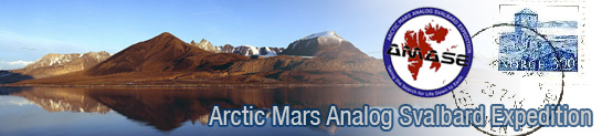 Arctic Mars Analog Svalbard Expedition