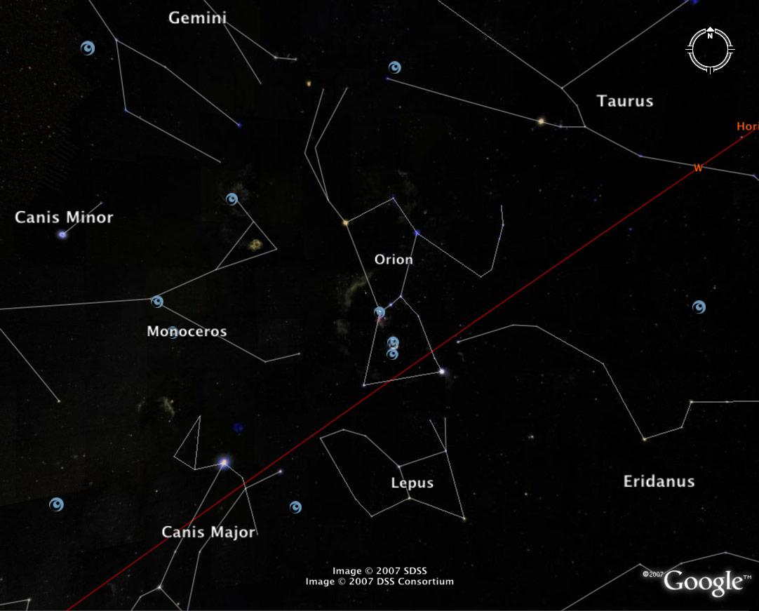 hubble telescope constellation - photo #20