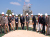 A-3 test stand groundbreaking