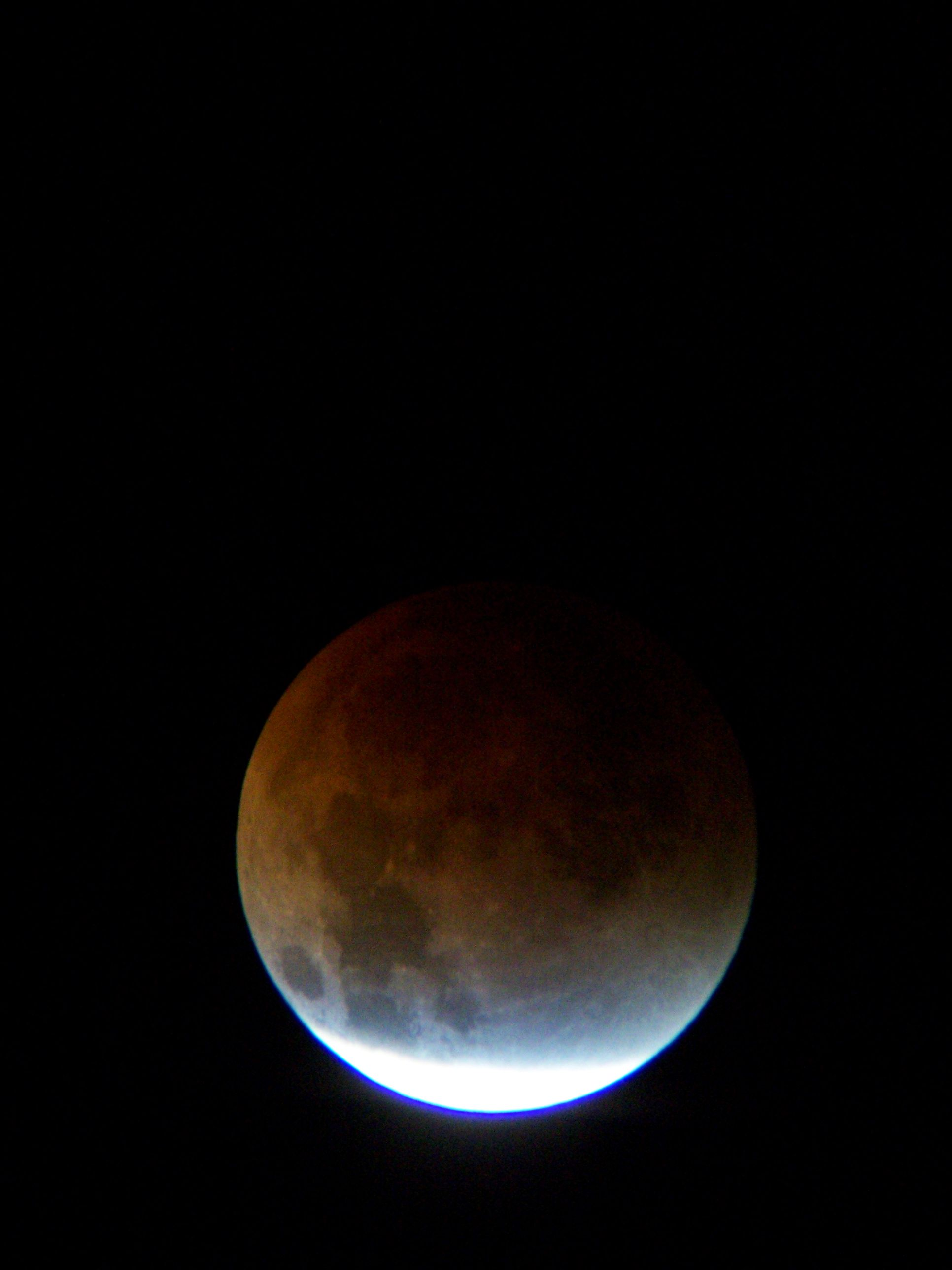 Images From The Aug. 28, 2007, Lunar Eclipse