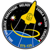 STS-120 mission patch