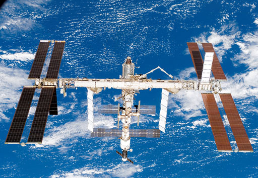 S118-E-09416 : International Space Station