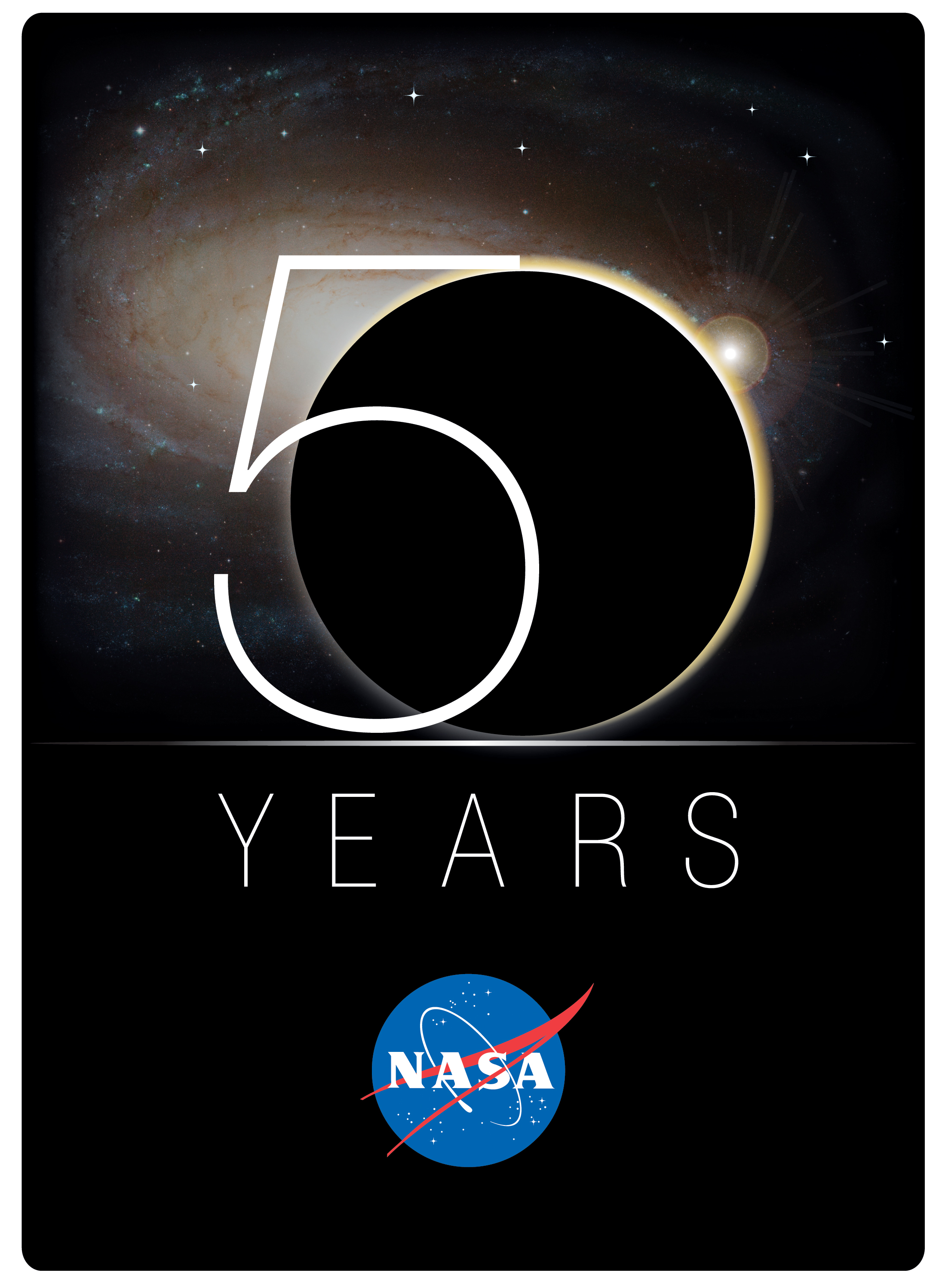 Nasa nasa unveils 50th anniversary logo view full resolution image 19 mb altavistaventures Image collections
