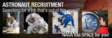 Astronaut Recruitment