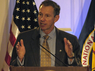 NASA Administrator Michael Griffin