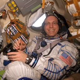 ISS015-E-31331 --- Astronaut Clay Anderson