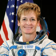 jsc2007e045195 -- Expedition 16 Commander Peggy Whitson
