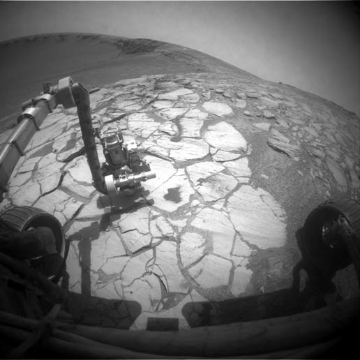 Mars Exploration Rover - Opportunity