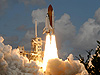 Space Shuttle Discovery launches on mission STS-120