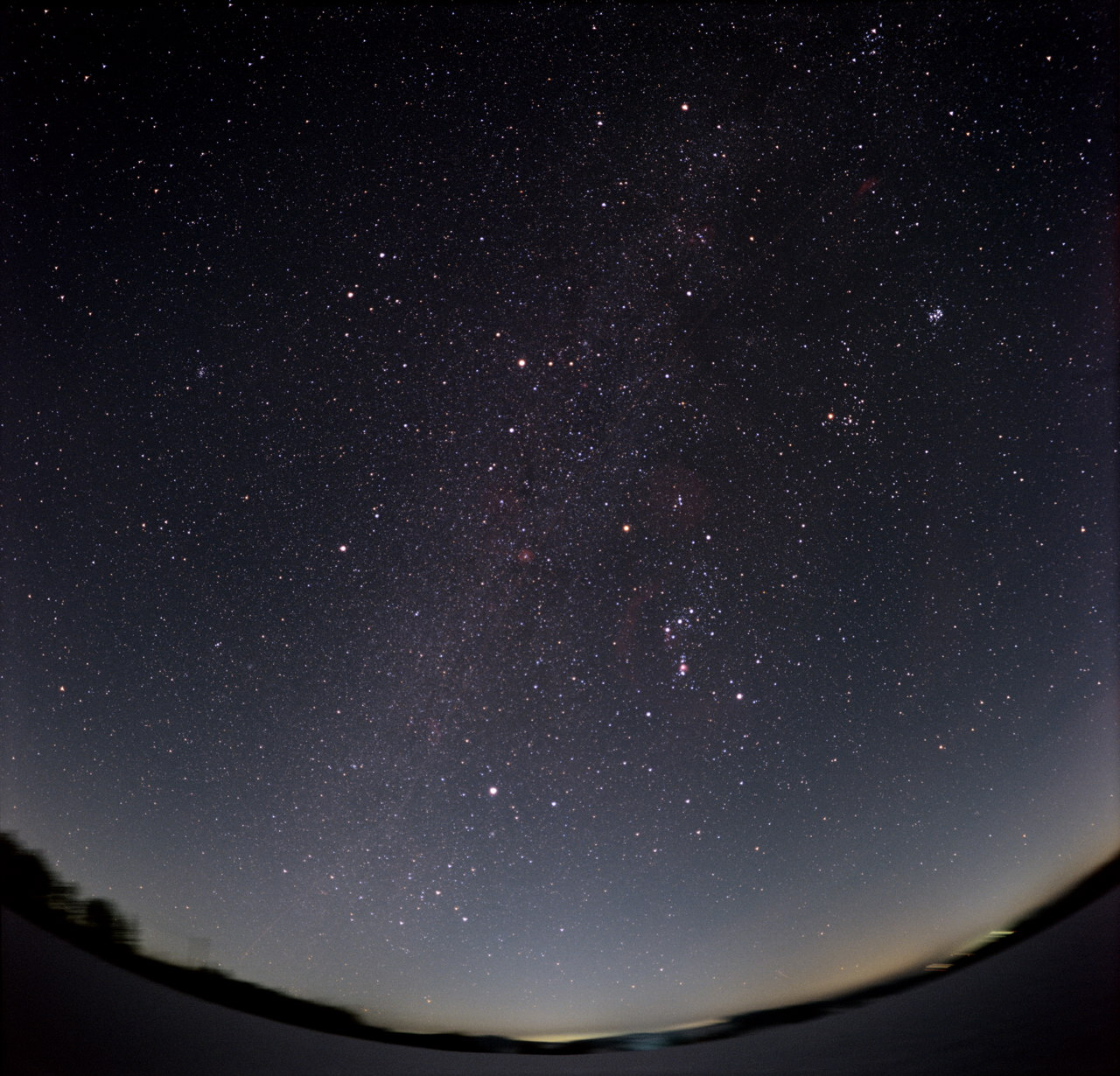 Stars and Planets in the Night Sky - Pics about space