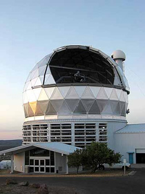 image of the Hobby-Eberly Telescope