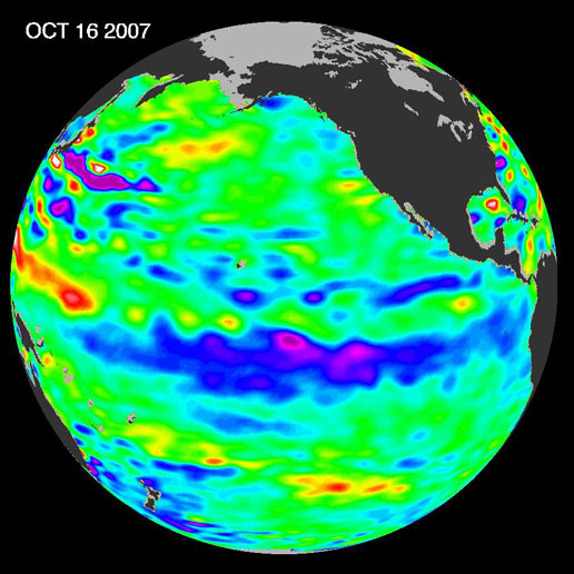 La Niña Persists