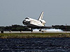 Space shuttle Discovery lands at Kennedy concluding mission STS-120