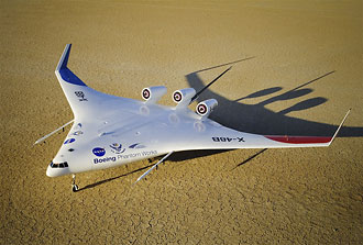 X-48B Blended Wing Body