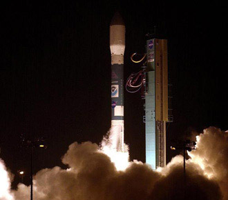 Launch of NOAA-N