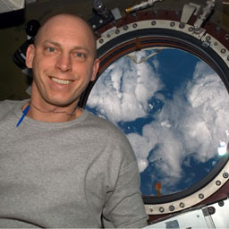 ISS015-E-27279 -- Astronaut Clay Anderson