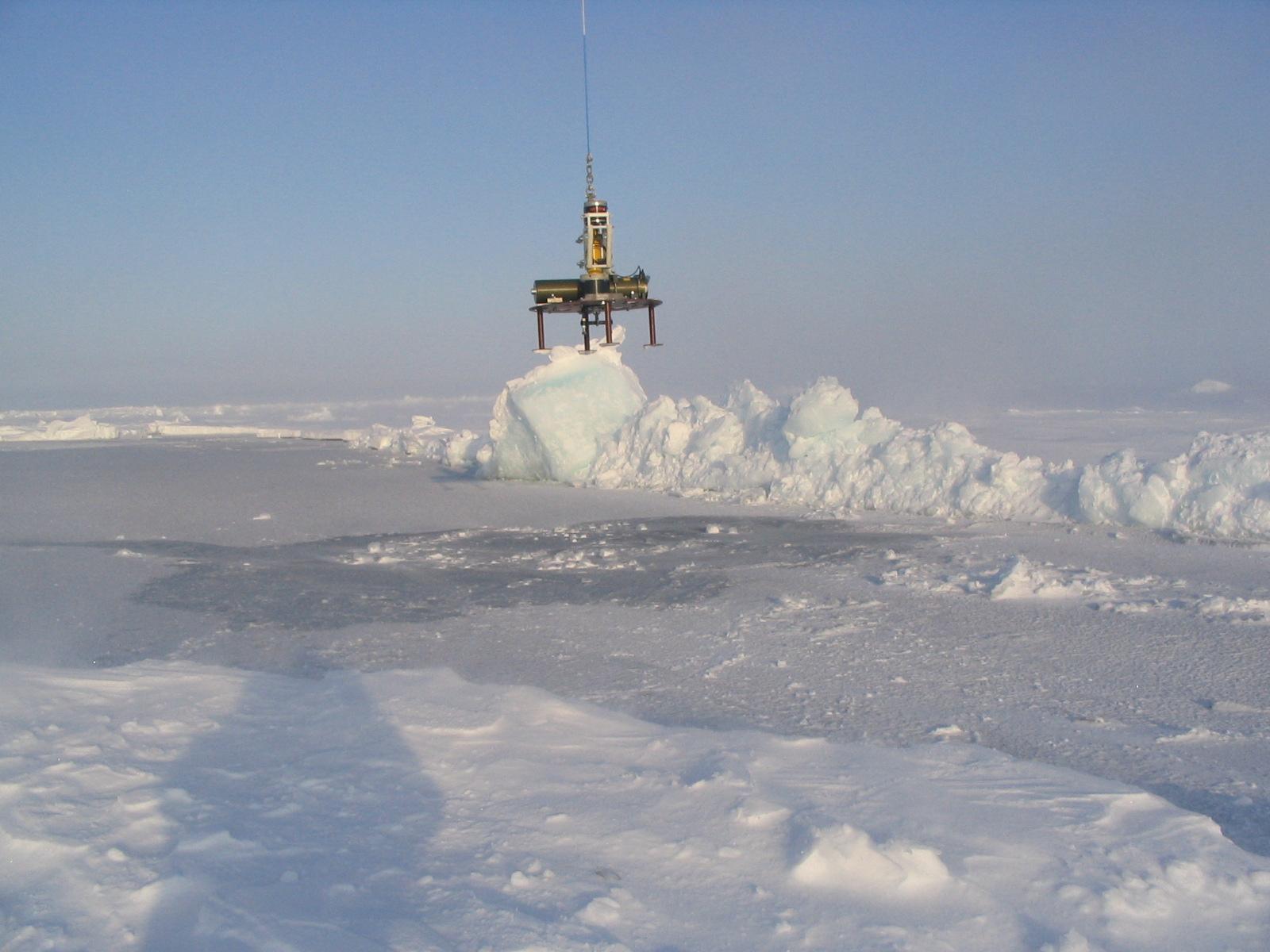 Nasa Nasa Sees Arctic Ocean Circulation Do An About Face