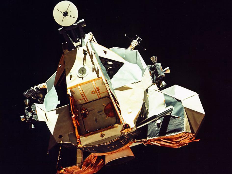 Apollo 17's Moonship | NASA
