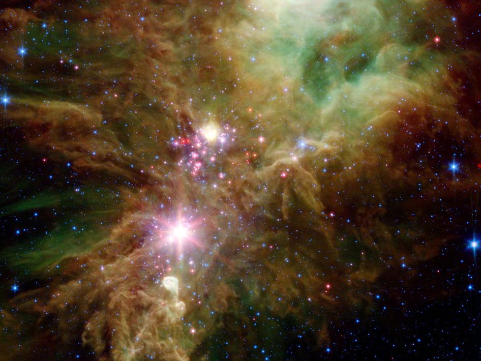 weirdest nebula - photo #16