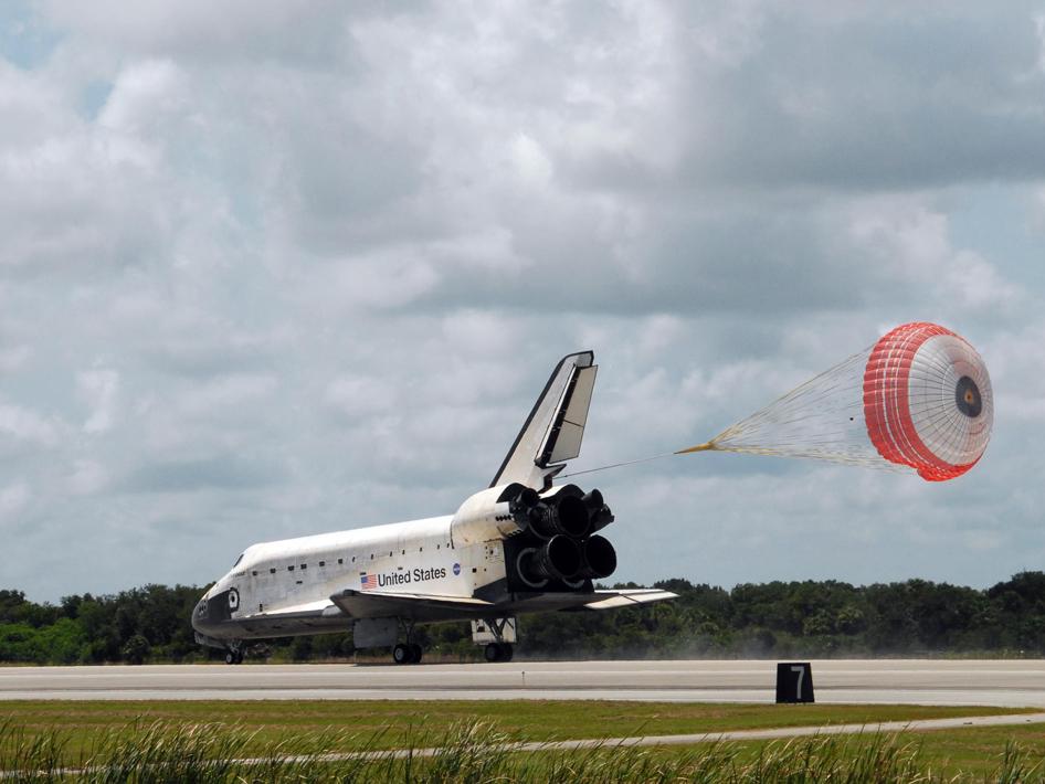 NASA - Homecoming at Kennedy