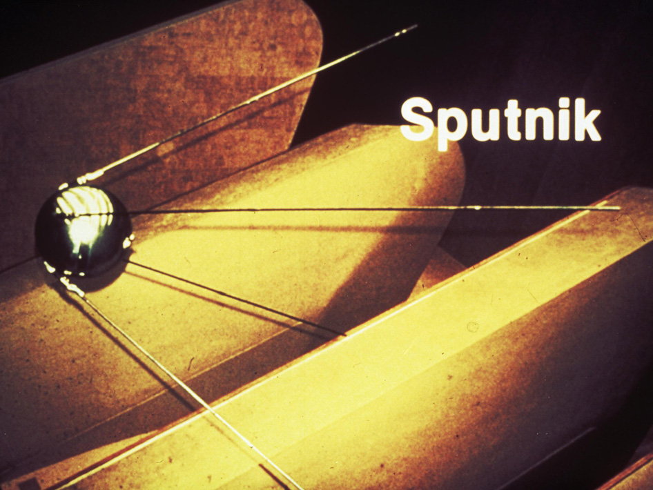 Sputnik, humanity's first artificial satellite