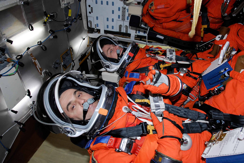 space shuttle seats - photo #18