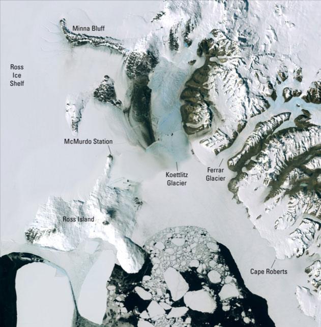 Lima Mcmurdo Lg Scientists Map Antarctica Unprecedented Detail