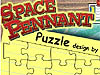 Space Pennant Puzzle