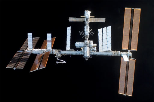 ISS Assembly Mission 10A