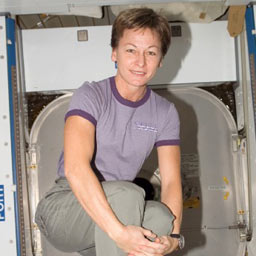 iss016e014181 -- Commander Peggy Whitson