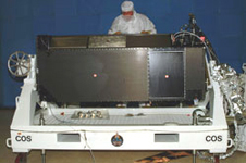Image of Cosmic Origins Spectrograph.