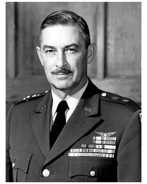 Army General John Medaris
