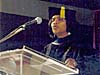 Dr. Pamela Denkins delivers commencement speech at Texas Southern University