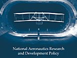 Cover of 2007 national aeronautics plan