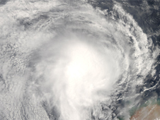 Tropical Cyclone Melanie