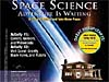 The front cover of the Space Science: Adventure Is Waiting Activity