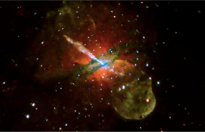 black hole chandra x ray - photo #6
