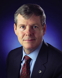 Bryan O'Connor, NASA's Chief of Safety and Mission Assurance
