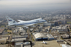NASA - SOFIA Visits Ames; To Begin Mission Systems ...