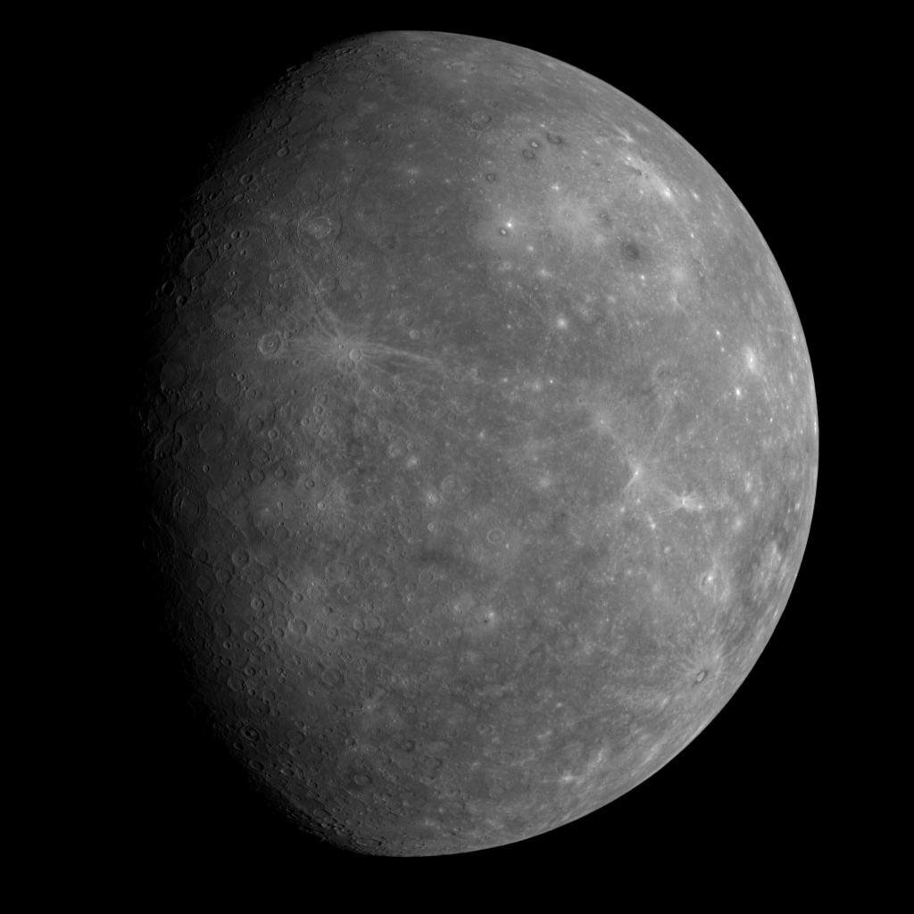 mercury pictures from nasa - photo #10
