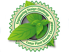 Engineering Design Challenge Lunar Plant Growth Chamber graphic