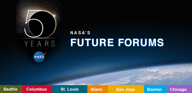 NASA's Future Forums.