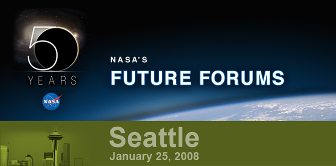 Future Forum in Seattle, WA.  January 25, 2008