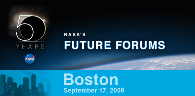 Future Forum in Boston, MA. September 18, 2008