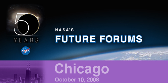 Future Forum in Chicago, IL. October 10, 2008