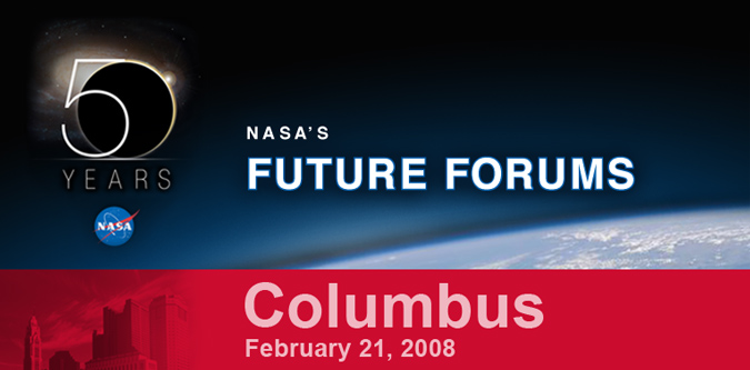Future Forum in Columbus, OH.  February 21, 2008
