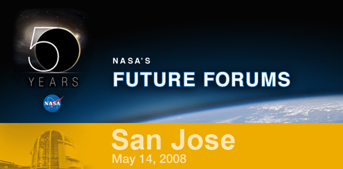 Future Forum in San Jose, CA. May 14, 2008
