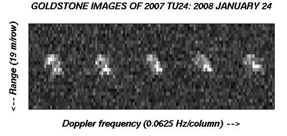 Radar beeld