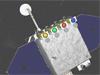 Artist concept of SDO probe