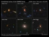 Astronomers using NASA's Hubble Space Telescope have compiled a large catalog of gravitational lenses in the distant universe.